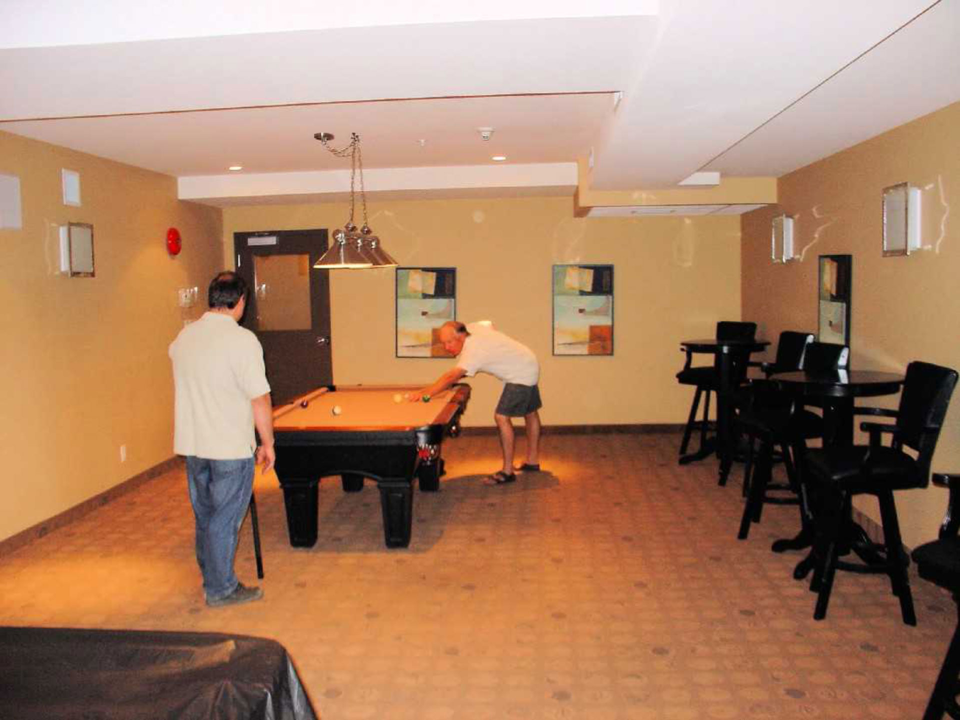 Billiards & Games Room
