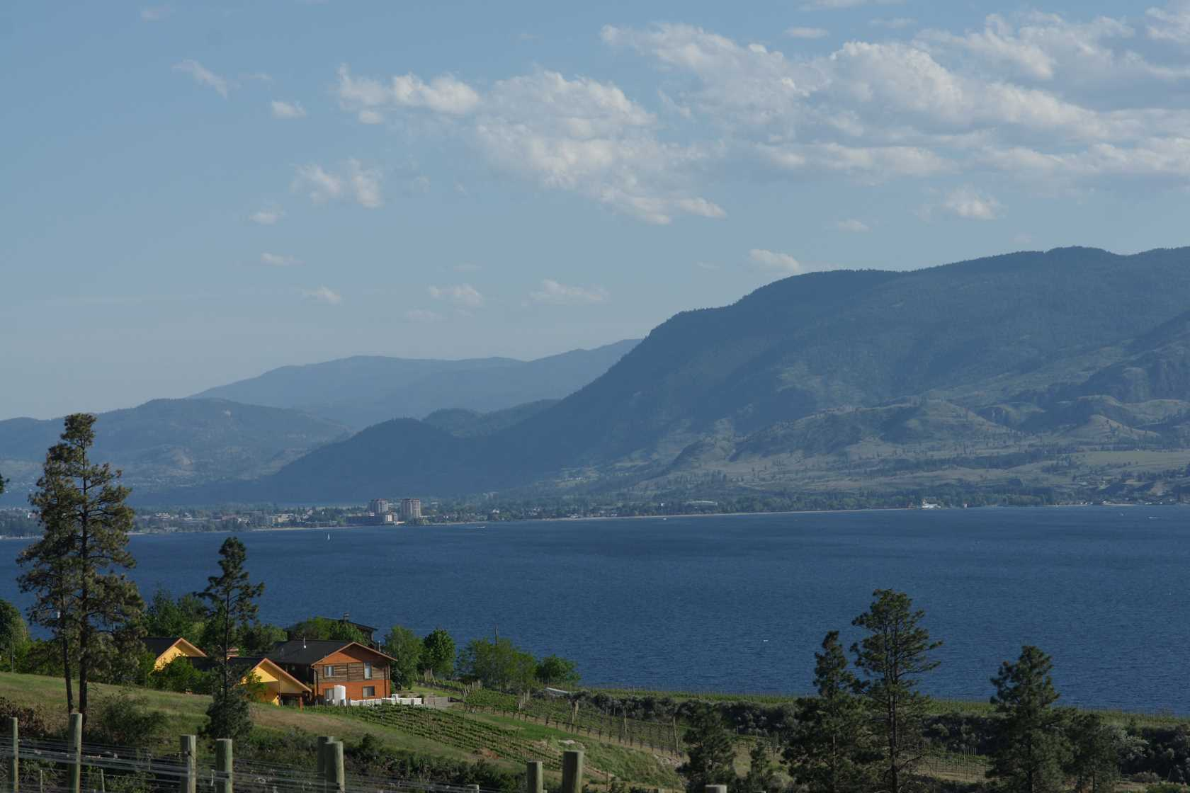 World Famous Wineries and Lakes