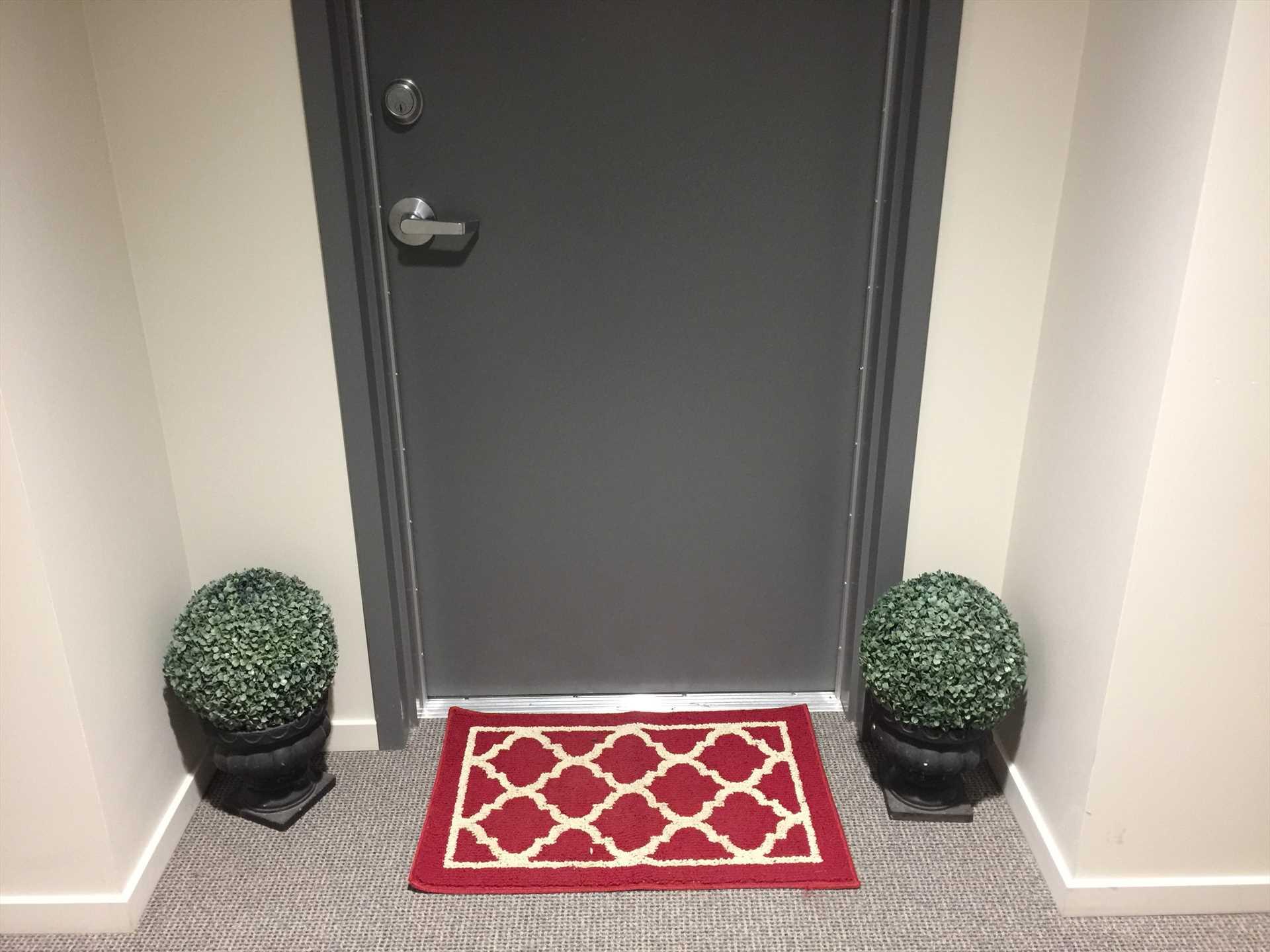 Condo Door