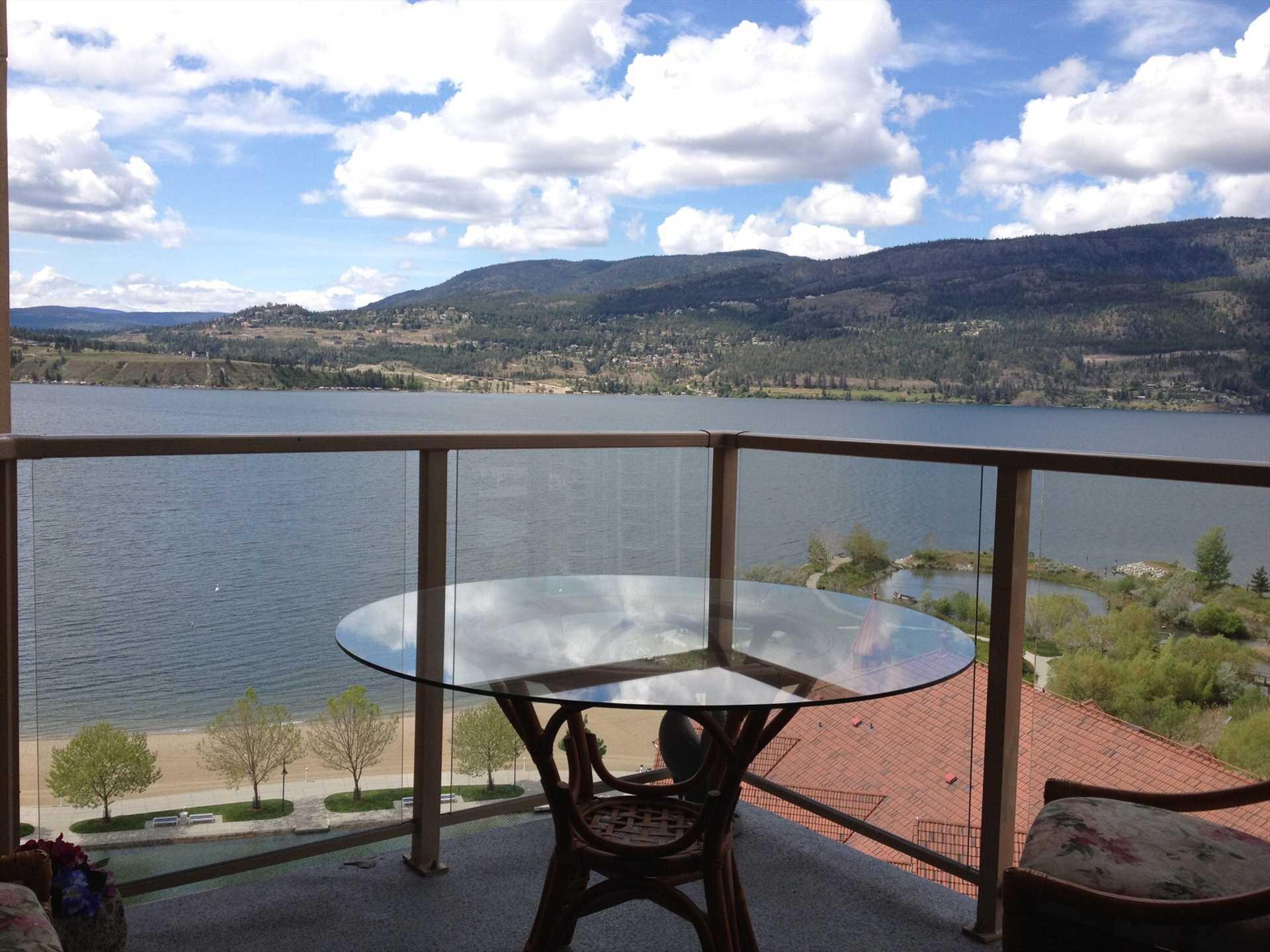 Balcony-Lake View