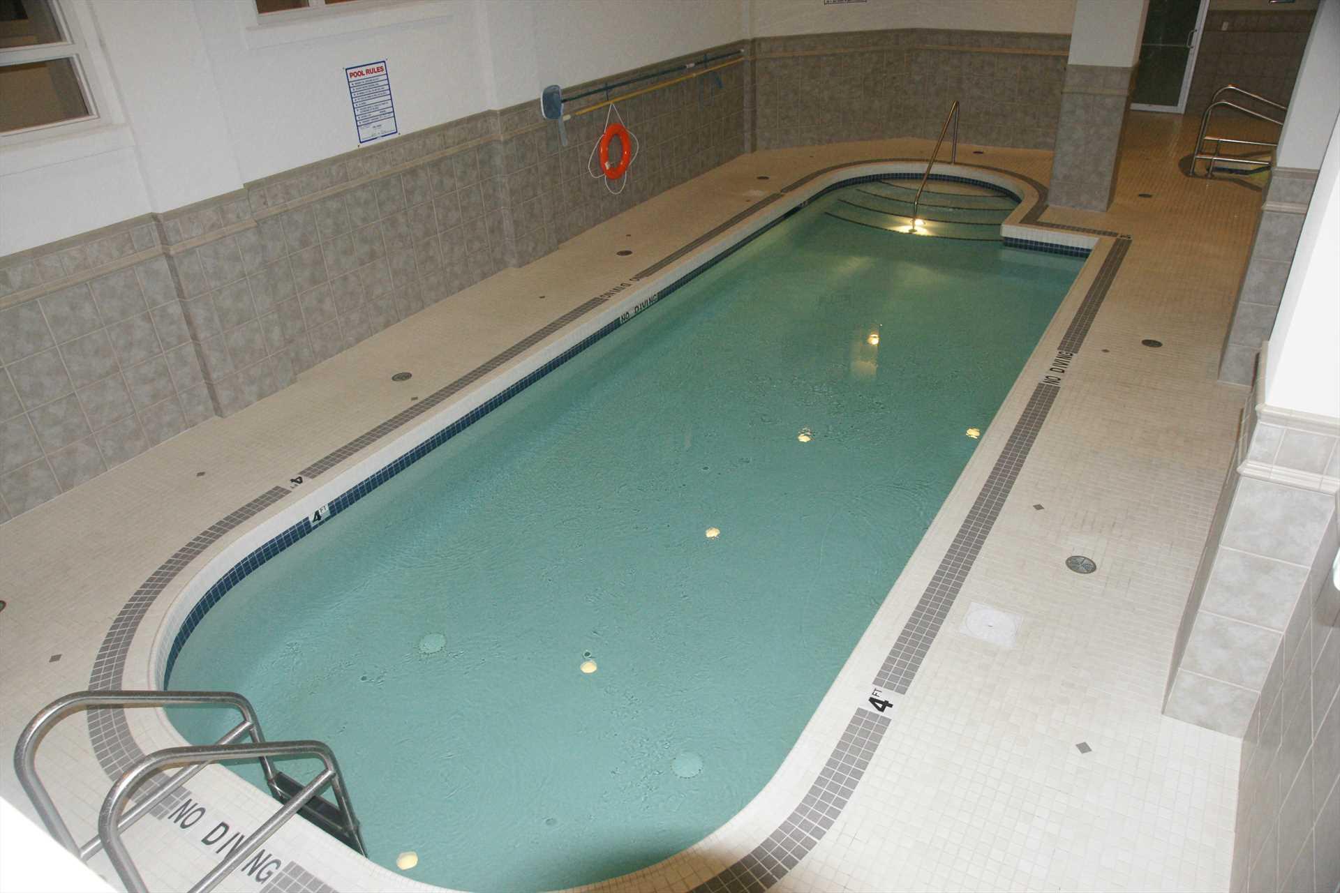 Saltwater Pool Indoor